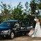 Vestido de noiva com corte sereia: noivas reais. Foto: Roberto Carmona