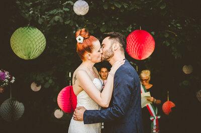 Come personalizzare il tuo matrimonio civile: 8 consigli da non perdere