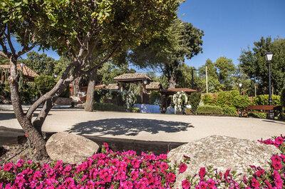 Hacienda Jacaranda: una finca ideal para tu boda en Madrid