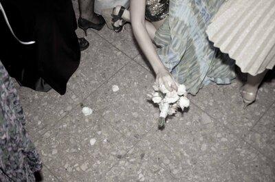 Mirada sensible de una boda como la tuya