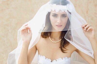 Tendencias 2016 en vestidos de novia: ¡los mejores consejos de diseñadores y tiendas!