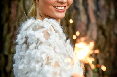 Collection Gwanni 2017 : des robes de mariée légères et florales
