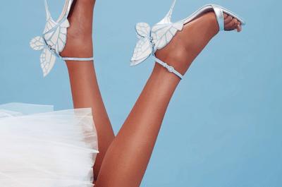 Sophia Webster: diseños fenomenales para princesas atrevidas, tacones que llevan al cielo
