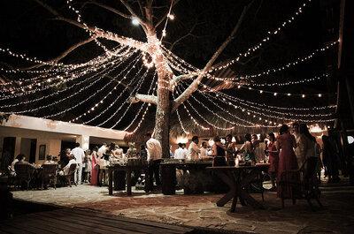¿Por qué un buffet para tu boda?