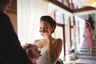 Свадебные фотографии, которые заставят вас прослезиться