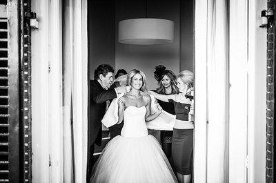 Besluiteloos, dromerig of perfectionistisch? Er zijn vele soorten bruiden!