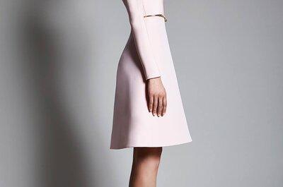 Romona Keveza 2015: Lujo materializado en preciosos vestidos de fiesta... ¡Te verás espectacular!