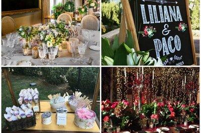 Las 12 mejores wedding planners de Madrid para 2017