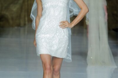 Pokaz marki Pronovias 2014 na Barcelona Bridal Week