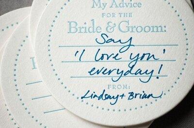 20 ideias geniais para que seu casamento seja o mais autêntico de todos!