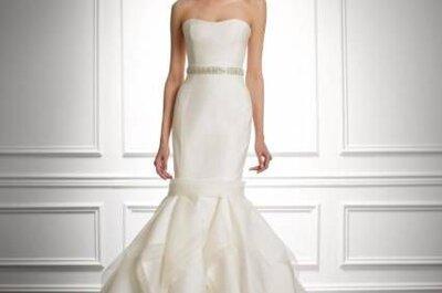 Vestidos de noiva Carolina Herrera coleção inverno 2013