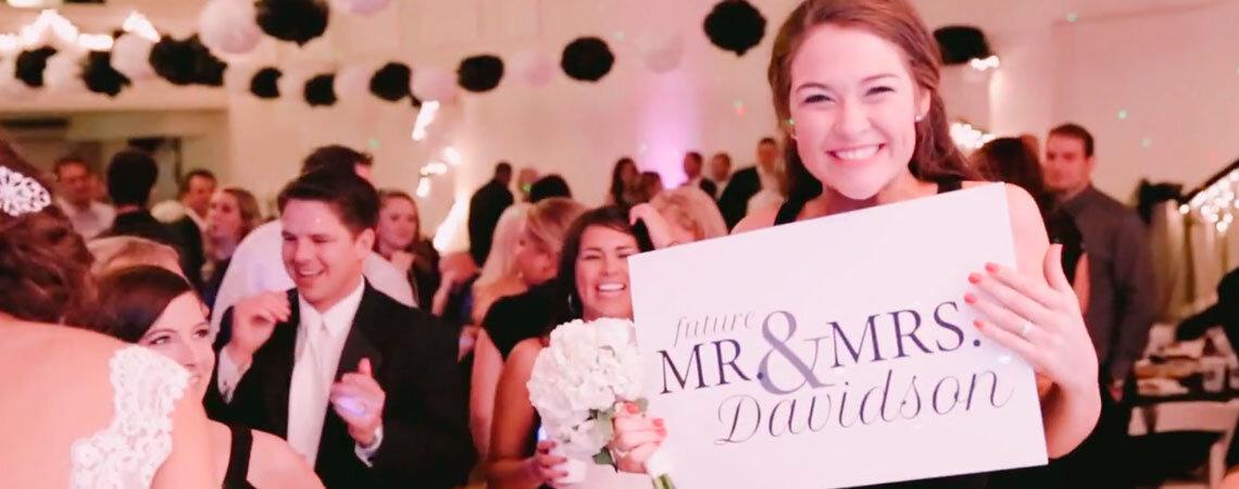 Um pedido de casamento que está a emocionar o mundo.