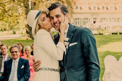 Ehe-Studie belegt: Männer heiraten immer öfter Frauen mit gleichem Bildungsniveau