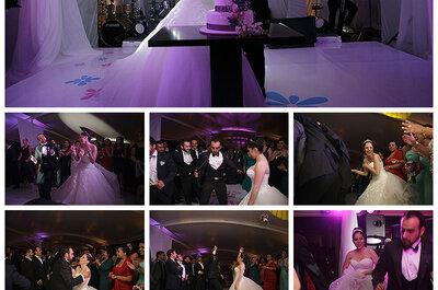 Romántica boda de Lupita + Víctor en Morelia, Michoacán