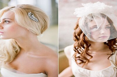 Brautfrisuren - Trends 2014