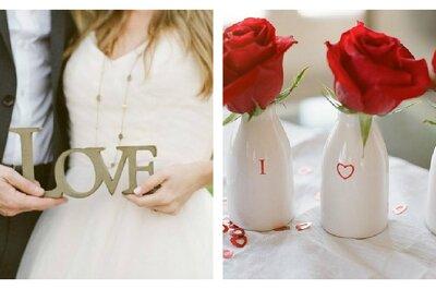 Rosenpracht für die Hochzeit 2013! Die schönsten Deko-Ideen aus Rosen