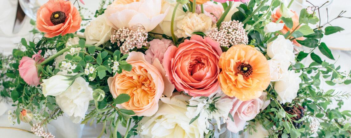 Las flores más exclusivas para boda