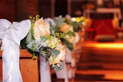 Come decorare il vostro matrimonio con il 'foliage': 5 idee da non perdere!