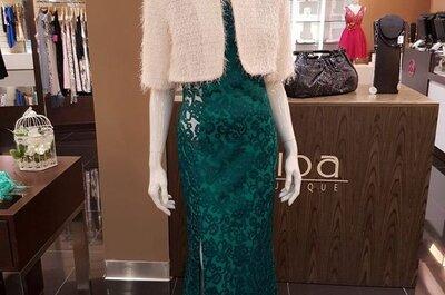 Casamentos de Inverno. Sugestões de looks para convidadas