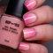 Pinta tus uñas de estilo ombre para tu boda. Foto Glamour