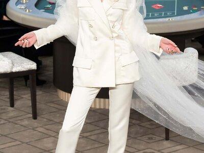 Chanel alta costura otoño 2015: Un espectáculo de moda que te sorprenderá