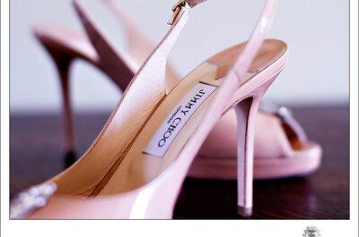 Chaussures de mariée top chics