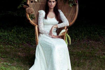 4 estilos para 4 lugares: Un gran picnic en el campo para una boda rustic-chic