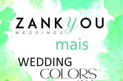 Wedding Colors 2017: confira este super evento na cidade de Recife!