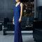 Hochzeitsgastkleid aus der Festmodenkollektion 2015 von Rosa Clará (8T254)