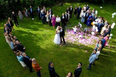 Reportaż ślubny, w którym nie ma zdjęcia bez uśmiechu i szczęścia Pary Młodej! Podziwiaj z nami