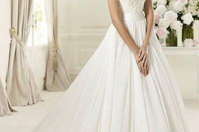 Vestidos de noiva cai-cai: o nosso top 5 das colecções 2013