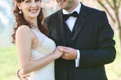 Den passenden Hochzeitsanzug finden