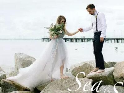 Nadmorskie wideo ze ślubu i wesela w pięknej Gdyni!