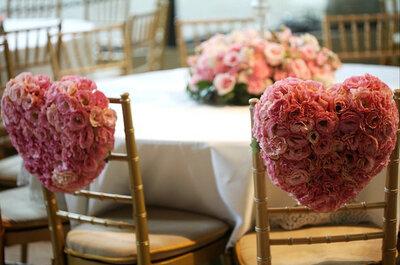 Inspiración: corazones para casarse en San Valentín