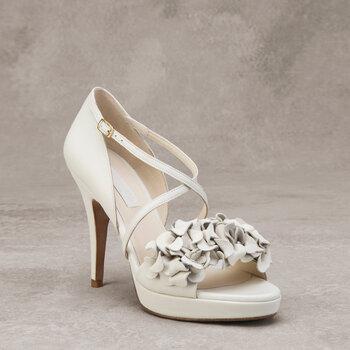 Luce espectacular con estos zapatos de novia 2016
