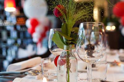 De mooist gedecoreerde tafels voor op je bruiloft!