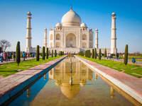 Экзотический медовый месяц в Индии