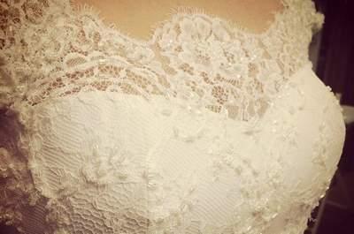 Vestidos de noiva com decote ilusão 2017: selecionamos os mais fantásticos!