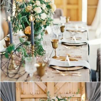 4 Hochzeitsstile für 4 verschiedene Orte: Ihre Märchenhochzeit mit Waldkulisse!