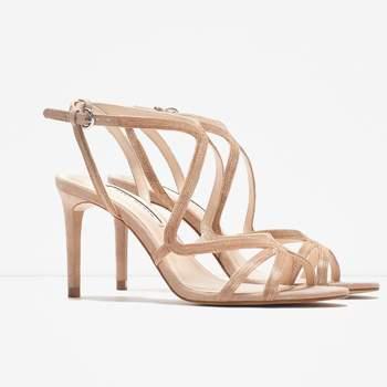 Hermosos zapatos para invitadas 2016 ¡Luce perfecta!