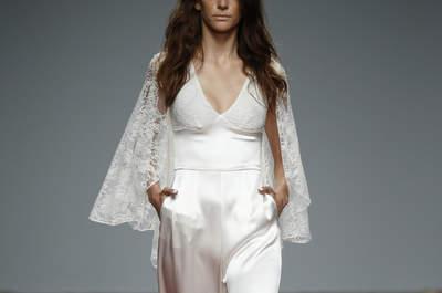 Slip dress, la última tendencia en vestidos de novia: Ligereza ¡y mucho estilo!