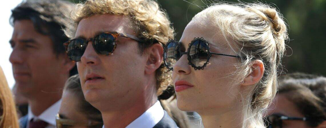 Grace Kelly´s Grandson, Pierre Casiraghi Marries Italian Heiress Beatrice Borromeo