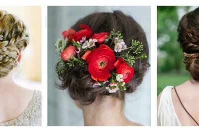 Brautfrisur 2015: Geniale Stylings, die jede Braut begeistern werden!