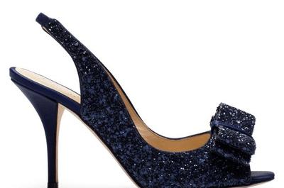 Zapatos de fiesta en colores metálicos