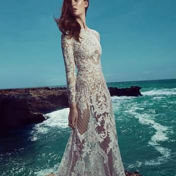 Verpassen Sie nicht diese 69 sexy Brautkleider 2017! Designs voller femininer Verführungskünste
