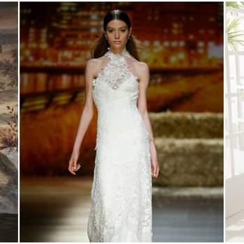 30 vestidos de novia para mujeres altas 2016: el vestido ideal para la mujer ideal