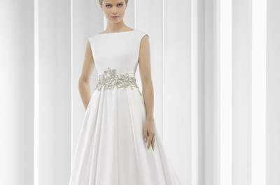 White Gallery London 2015, Showcasing your dream dress and turning it into a reality