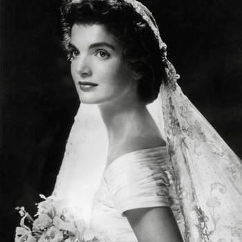 20 unvergessliche Bräute, die mit ihrem Brautkleid Geschichte gemacht haben!