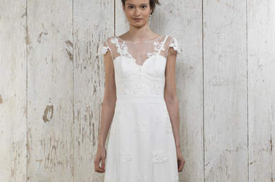 Saiba como usar o efeito tatuagem no seu vestido de noiva