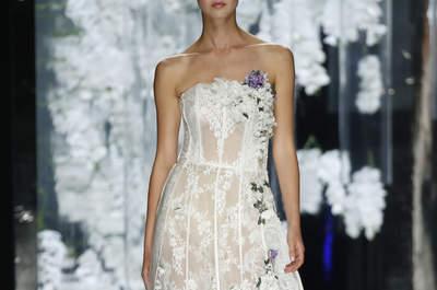 Trägerlose Brautkleider 2016: Wir zeigen Ihnen unsere zeitlosen Favoriten!